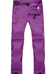 cheap -Women's Hiking Pants Outdoor Fast Dry Quick Dry Sweat-Wicking Breathability Pants / Trousers Bottoms Outdoor Exercise Multisport