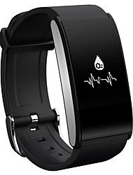 cheap -Smartwatch Touch Screen Heart Rate Monitor Water Resistant / Water Proof Calories Burned Pedometers Anti-lost Camera Control Message
