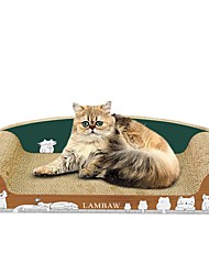 cheap -Catnip Luxury Pet Friendly Multi Color Scratch Pad Paraben Free Art Paper Cardboard Paper For Cats