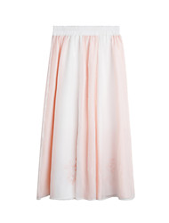 povoljno -Žene A kroj Osnovni Suknje - Color block