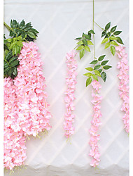 cheap -Artificial Flowers 1 Branch Pastoral Style Plants Wall Flower