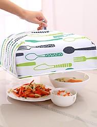 Недорогие -складные крышки для пищевых продуктов сохраняют теплую горячую алюминиевую фольгу