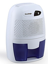 cheap -Smart Dehumidifier Dryer Air Purified Air Compact Size 1pack ABS PP ON / OFF