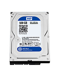 cheap -WD Laptop / Notebook Hard Disk Drive 500GB SATA 3.0(6Gb / s) WD5000AAKX