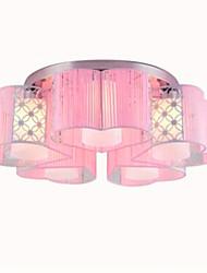 economico -5-Light Montaggio del flusso Luce ambientale - Con LED, 110-120V / 220-240V, Gialla, Lampadine non incluse / 10-15㎡