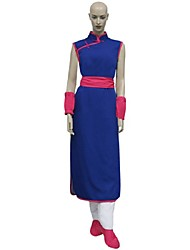 cheap -Inspired by Dragon Ball Chi Ch Anime Cosplay Costumes Cosplay Suits Other Sleeveless Dress Belt More Accessories For Men's Women's