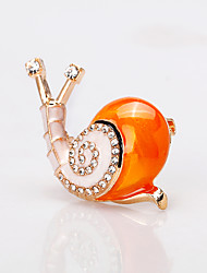 cheap -Women's Brooches - Animal European, Fashion Brooch Gold For Daily / Office & Career