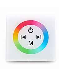 cheap -1pc 12-24V Smart WiFi Remote Controlled RF Wireless Bulb Accessory RGB Controller Glass Plastic for RGB LED Strip Light