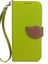 cheap -Case For Sony Sony Xperia XA2 Xperia XA2 Ultra Card Holder Wallet Flip Magnetic Embossed Full Body Cases Plants Hard PU Leather for