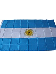 cheap -Holiday Decorations Sports Events World Cup national flag World Argentina 1pc
