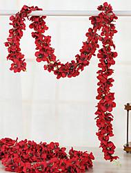 cheap -Artificial Flowers 1 Branch Luxury / Wedding Hydrangeas Wall Flower