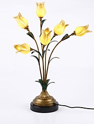 cheap -Metallic / Artistic Creative / Decorative Table Lamp For Living Room / Study Room / Office Metal 110-120V / 220-240V