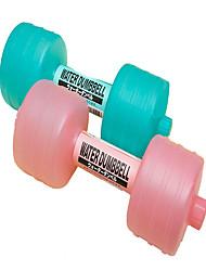 """billiga -Hantlar Med 1 pcs 4"""" (10 cm) Diameter Polypropen Fiber Justerbar storlek, Hantel Slimmande För Motion & Fitness / Gym"""