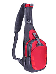cheap -5 L Hiking Sling Backpack - Lightweight, Wearable Outdoor Hiking, Camping, Military Sky Blue, Red, Green
