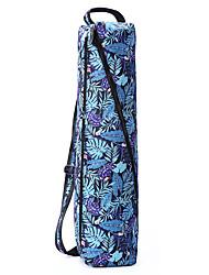 Недорогие -Тренажерный зал сумка / Сумка для йоги Йога Пригодно для носки / Фитнес Водонепроницаемая ткань Зеленый / Розовый / Темно-синий