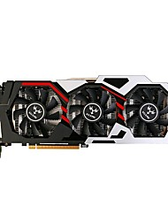 Недорогие -COLORFUL Video Graphics Card GTX1070 1759 МГц 8008 МГц 8 GB / 256 бит GDDR5