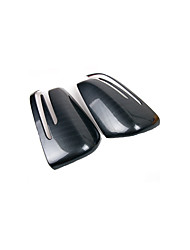 cheap -2pcs Car Side Mirror Covers Business Paste Type For Rearview Mirror For Mercedes-Benz A Class All years