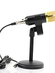 levne -KEBTYVOR BM800 PC / Kabel Mikrofon Mikrofon Kondanzátorový mikrofon Mikrofon do ruky (handka) Pro Mikrofon k počítači