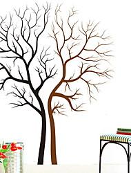 economico -Adesivi decorativi da parete - Adesivi aereo da parete Floreale / Botanical Salotto / Camera da letto