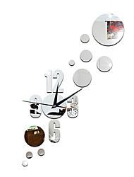 abordables -Moderno / Contemporáneo Plástico y metal Irregular Interior,Pilas AAA alimentadas