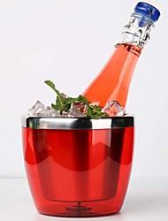 abordables -Articles de bar / Accessoires pour Bar & Vin verre / Acier inoxydable, Du vin Accessoires Haute qualité Créatif pour Barware Chauffe-tasse / Multifonction 2pcs