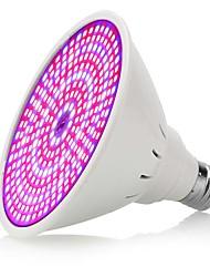 Недорогие -1шт 8W 816lm E26 / E27 Точечное LED освещение 290 Светодиодные бусины SMD 2835 Фиолетовый 85-265V