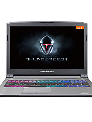abordables -Thunderobot Portátil cuaderno U5TB 15.6pulgada IPS Intel i7 I7-7700HQ 8GB DDR4 256 GB SSD GTX1050Ti 4GB