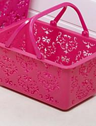 Недорогие -Хранение косметики Творчество / Креатив / Аксессуар для хранения Современный Пластик 1шт Зубная щетка и аксессуары