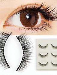 cheap -1 pcs lash False Eyelashes Portable / Professional Makeup Eye Professional / Portable Daily Daily Makeup Extended Natural Cosmetic Grooming Supplies