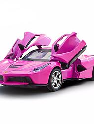 baratos -Carros de Brinquedo Carro de Corrida Carro Liga de Metal Todos Crianças / Adulto Dom 1pcs