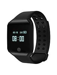 abordables -Montre Smart Watch Ecran Tactile Moniteur de Fréquence Cardiaque Etanche Calories brulées Pédomètres Enregistrement de l'activité Suivi