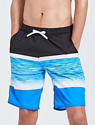 abordables -SBART Homme Shorts de Natation Etanche, Séchage rapide, Vestimentaire Polyester / Spandex Maillots de Bain Tenues de plage Shorts de Surf Surf / Plage / Sports aquatiques / Elastique