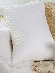 baratos -Confortável-superior qualidade cama travesseiro inflável confortável travesseiro polipropileno pato branco para baixo de poliéster de