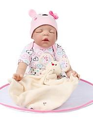 cheap -NPK DOLL Reborn Doll lifelike Kid's Girls' Gift