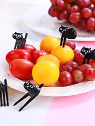 cheap -Kitchen Tools Plastics Adorable / Creative Fork 6pcs