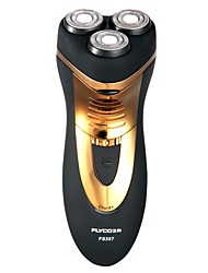 cheap -FLYCO Electric Shavers for Men 110-220V Power light indicator / Charging indicator / Washable