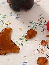 Недорогие -Современный Нетканые Квадратный Салфетки-подстилки Вышивка Настольные украшения 1 pcs