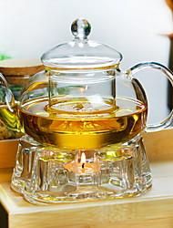 baratos -1pç Vidro Café e chá Heatproof ,  20.5*9*13.5cm