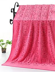 Недорогие -Высшее качество Банное полотенце, Мультипликация 100% микро волокно 1 pcs
