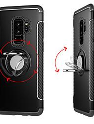 baratos -Capinha Para Samsung Galaxy S9 Plus / S9 Suporte para Alianças Capa traseira Sólido Rígida PC para S9 / S9 Plus / S8 Plus