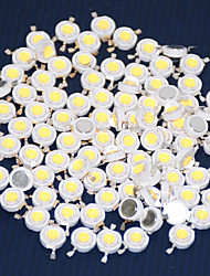 cheap -YouOKLight 500pcs High Performance LED Bulb Accessory LED Chip Pure Gold Wire LED Transparent 1 W