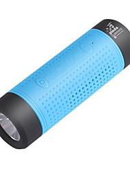 abordables -Carolx Haut-parleur Bluetooth Imperméable Bluetooth 4.0 USB Enceinte Extérieure Vert Noir Bleu