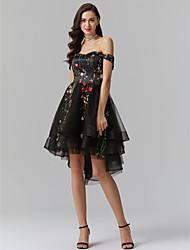 Små svarte kjoler