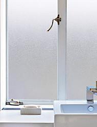 Недорогие -Оконная пленка и наклейки Украшение штейн Цветочный принт ПВХ Матовое стекло