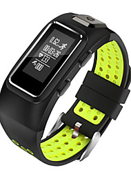 cheap -Smartwatch STSDB10 for Android 4.3 and above / iOS 7 and above Heart Rate Monitor / Blood Pressure Measurement / Pedometers / Calories Burned / Long Standby / Touch Screen / Water Resistant / Water