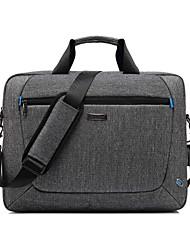 """Недорогие -Coolbell 13 """"Ноутбук / 14-дюймовый ноутбук / 15 """"Ноутбук Сумка Нейлон Однотонный для делового офиса для колледжей и школ для путешествия Водостойкий Противоударное покрытие с USB"""