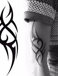 baratos -5pcs Adesivo Séries Totem Tatuagens Adesivas