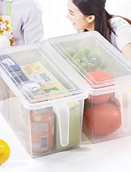 baratos -Organização de cozinha Armazenamento de alimentos / Caixas de Armazenamento PP (Polipropileno) Armazenamento 1pç