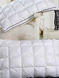 Недорогие -удобная верхняя подушка для постельного белья надувная удобная подушка полипропиленовый полиэфирный хлопок