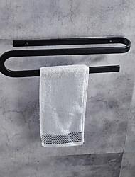 abordables -Barre porte-serviette Multifonction Moderne Laiton Salle de Bain Montage mural